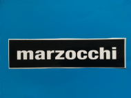 MARZOCCHI sticker/decal x2